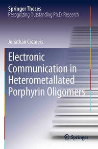 Electronic Communication in Heterometallated Porphyrin Oligomers
