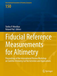 Fiducial Reference Measurements for Altimetry