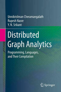 Distributed Graph Analytics