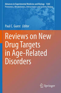 Reviews on New Drug Targets in Age-Related Disorders
