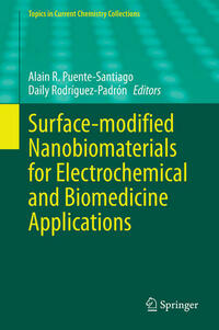 Surface-modified Nanobiomaterials for Electrochemical and Biomedicine Applications