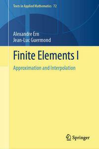 Finite Elements I