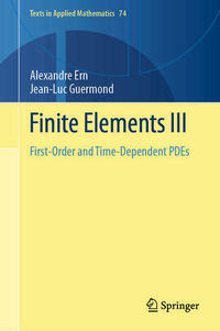 Finite Elements III