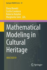 Mathematical Modeling in Cultural Heritage
