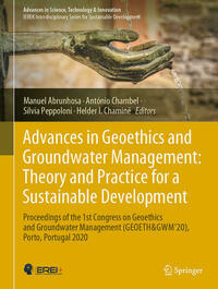 Advances in Geoethics and Groundwater Management : Theory and Practice for a Sustainable Development