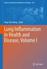 Lung Inflammation in Health and Disease, Volume I