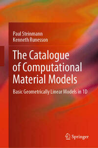 The Catalogue of Computational Material Models