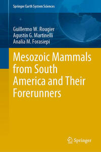 Mesozoic Mammals from South America and Their Forerunners