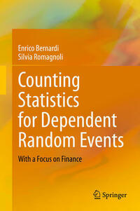 Counting Statistics for Dependent Random Events