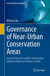 Governance of Near-Urban Conservation Areas
