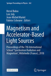 Magnetism and Accelerator-Based Light Sources