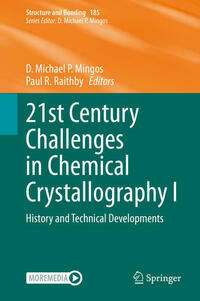 21st Century Challenges in Chemical Crystallography I
