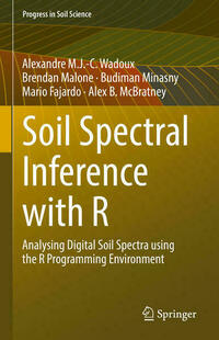Soil Spectral Inference with R