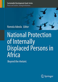 National Protection of Internally Displaced Persons in Africa