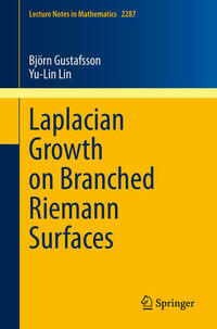Laplacian Growth on Branched Riemann Surfaces