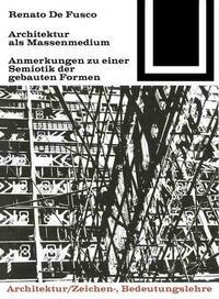 Architektur als Massenmedium