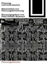 Planung und Information