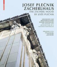 Josef Plecnik Zacherlhaus / The Zacherl House...