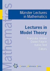 Lectures in Model Theory