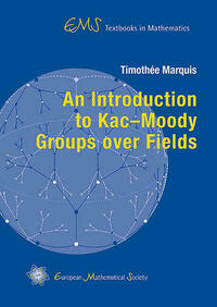 An Introduction to Kac–Moody Groups over Fields