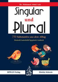 Singular und Plural, Ägyptisch-Arabisch