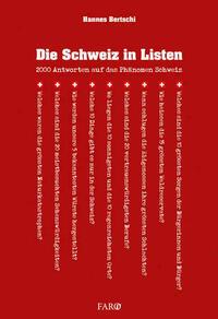Die Schweiz in Listen