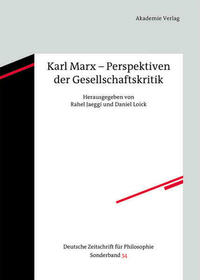 Karl Marx – Perspektiven der Gesellschaftskritik