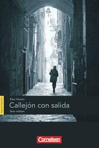 Espacios literarios / B1 - Callejón con salida