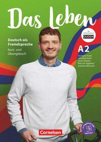 Das Leben - Deutsch als Fremdsprache - Allgemeine Ausgabe - A2: Gesamtband