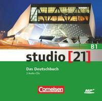 Studio [21] - Grundstufe / B1: Gesamtband - Kursraum Audio-CDs