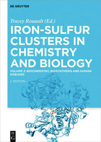 Iron-Sulfur Clusters in Chemistry and Biology / Biochemistry, Biosynthesis and Human Diseases