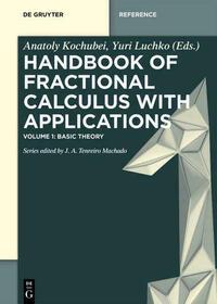 Handbook of Fractional Calculus with...