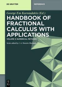 Handbook of Fractional Calculus with Applications / Numerical Methods