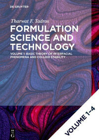 Tharwat F. Tadros: Formulation Science and...