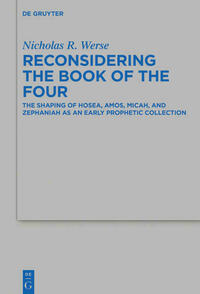 Reconsidering the Book of the Four
