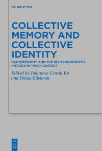 Collective Memory and Collective Identity