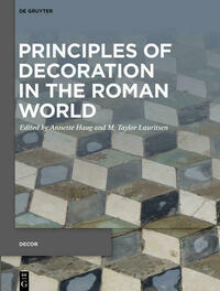 Principles of Decoration in the Roman World