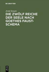 Die zwölf Reiche der Seele nach Goethes Faust-Schema