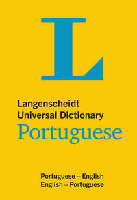 Langenscheidt Universal Dictionary Portuguese