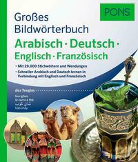PONS Großes Bildwörterbuch Arabisch -...