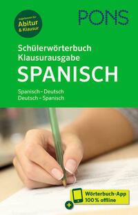 PONS Schülerwörterbuch Klausurausgabe...