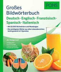 PONS Großes Bildwörterbuch Deutsch,...