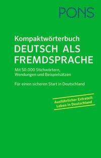 PONS Kompaktwörterbuch Deutsch als...
