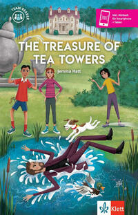 The Treasure of Tea Towers