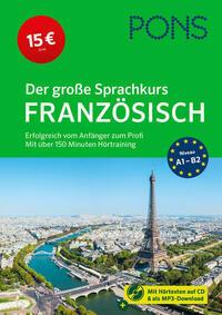 PONS Der große Sprachkurs Französisch