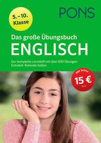 PONS Das große Übungsbuch Englisch 5.-10....