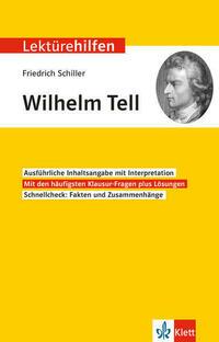 Lektürehilfen Friedrich Schiller Wilhelm Tell