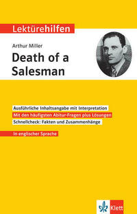 Klett Lektürehilfen Arthur Miller, Death of a Salesman