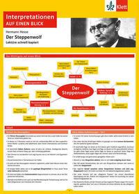 Klett Interpretationen auf einen Blick Hermann Hesse, Der Steppenwolf