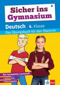 Klett Sicher ins Gymnasium Deutsch 4. Klasse